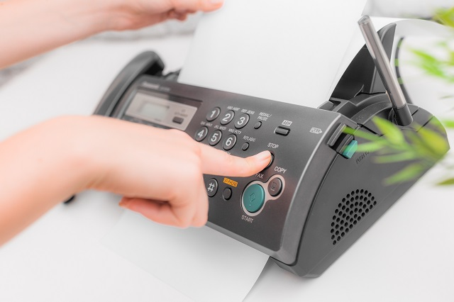 BBIQ光電話でのFAXについて