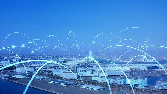 高速通信イメージ画像