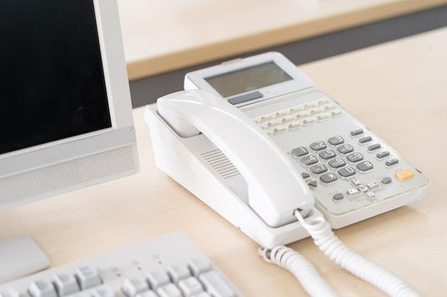 電話の画像