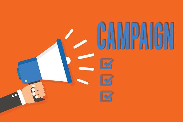 キャンペーンを連想させる画像